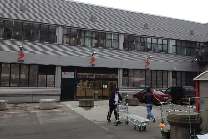Åbning efter ombygning af butikken på Østerbro