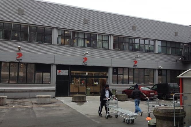 Åbning af nyombygget butik på Østerbro