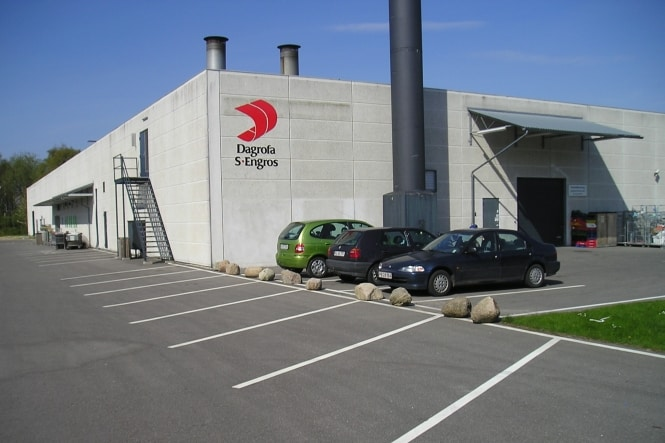 Dagrofa S-Engros i Helsingør står klar efter storstilet ombygning