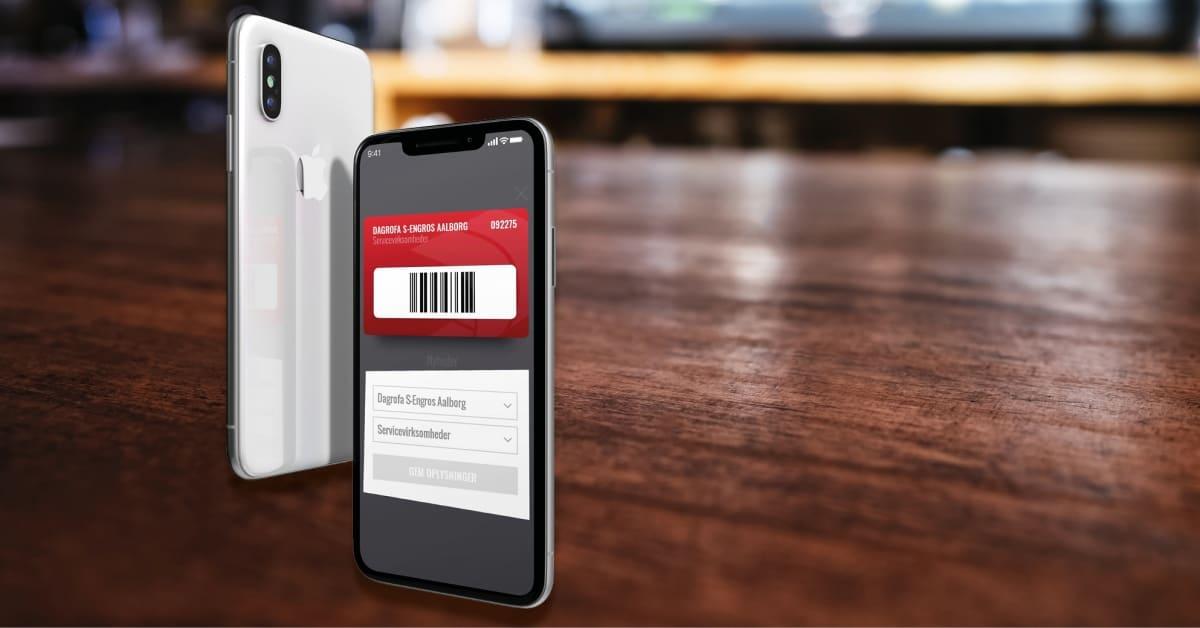 Digitalt kundekort