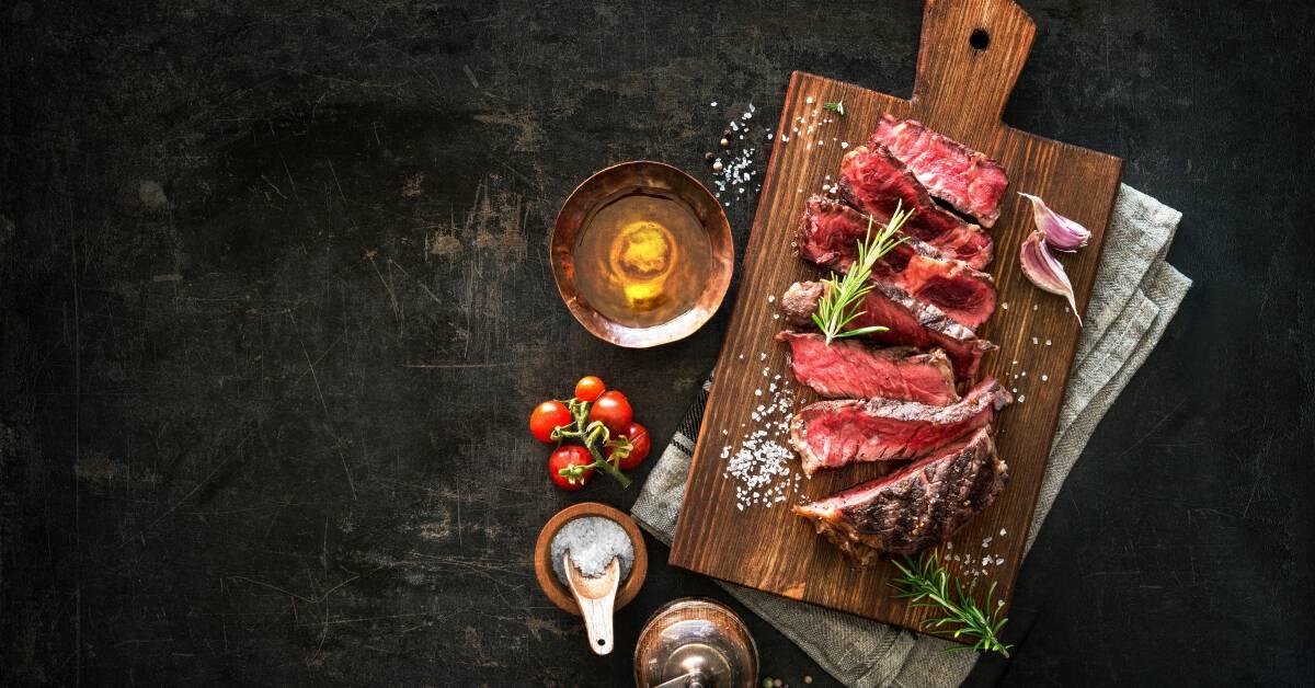 Fersk kød