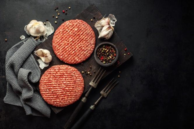 Hakket oksekød i ny og miljøvenlig emballage
