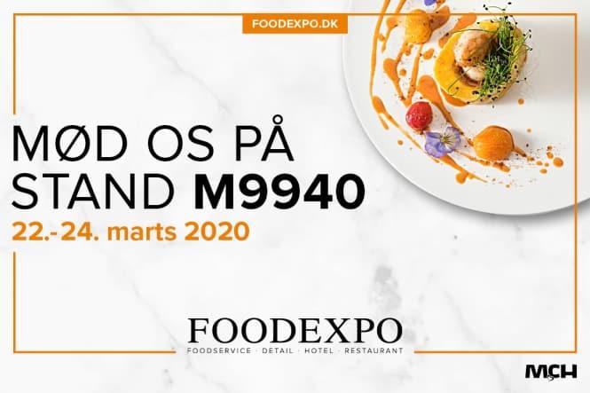 Er du klar til Foodexpo 2020?