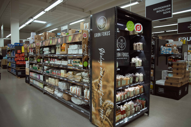 Stor relancering af Dagrofa Foodservice Valby